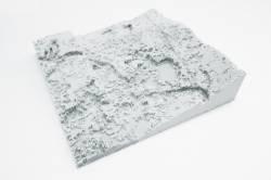 3d-printed model. By LU Stephanie, 2014.