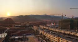 Boten Special Economic Zone at China-Laos border. By Ashley Scott Kelly, 2018.