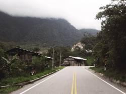 Cordillera Escalera via IIRSA Norte to Yurimaguas, 2012.