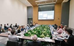 Duke-Kunshan University Belt and Road Workshop, 2018.
