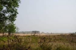 Farmland resumption for Vientiane highway. By KWOK Kam Man Carmen, 2018.
