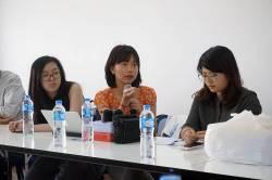HKU student presentations. By KWOK Kam Man Carmen, 2018.