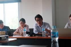 HKU student presentations. By WONG Yin Wah Heather, 2018.