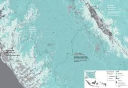 Landscape impacts around Karinci Seblat National Park, Sumatra. By TSANG Yik Ming Yammi, 2018.