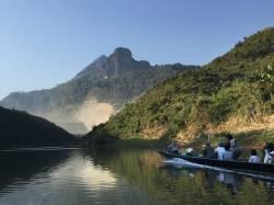 Nam Tha River. By Ashley Scott Kelly, 2018.