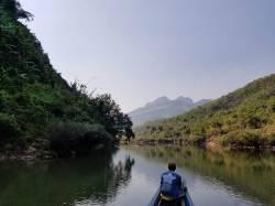 Nam Tha River. By LEE Jung Bin Max, 2018.