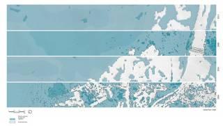 1:2500 plan showing vegetation cover distribution at 2000 and 2012. By WANG Junwen David, 2016.