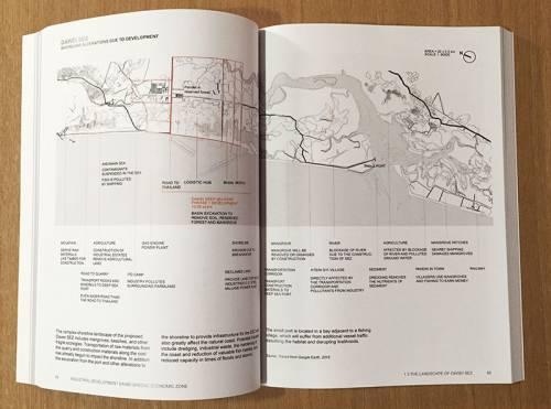 Preliminary report on Dawei region, 2015.